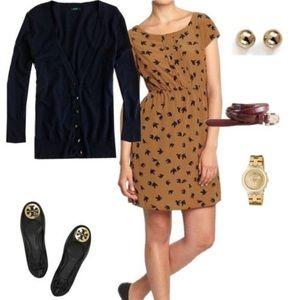 Dresses & Skirts - Bird Print Casual Dress